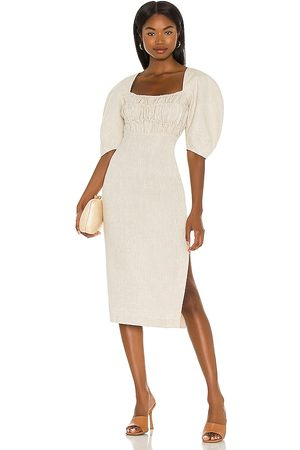 Song of Style Monet Midi Dress in - . Size M (also in XXS, XS, S).