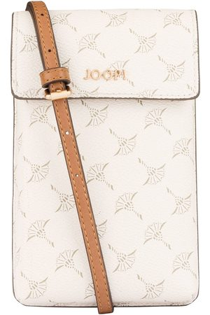 JOOP! Damen Handy - Smartphone-Tasche Cortina Pippa weiss