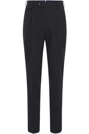 Pantaloni Torino Hose Aus B-stretch-wolle