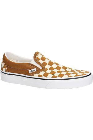 Vans Checkerboard Classic Slip-Ons