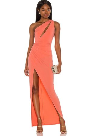 Michael Costello Damen Lange Kleider - X REVOLE Parker Maxi Dress in - . Size L (also in S, XS).