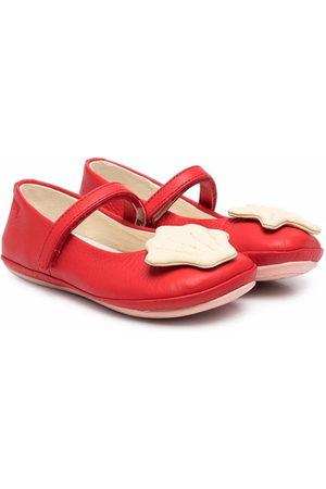 Camper Mädchen Ballerinas - Starfish-detail ballerina shoes