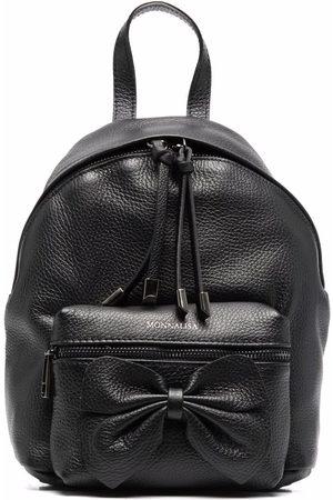MONNALISA Bow-embellished backpack