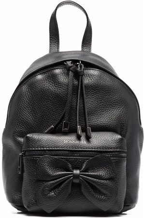 Monnalisa Mädchen Rucksäcke - Bow-embellished backpack