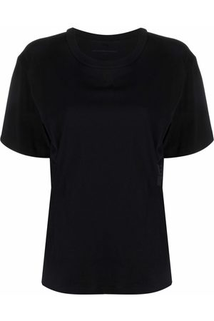 Alexander Wang Logo-print short-sleeved T-shirt