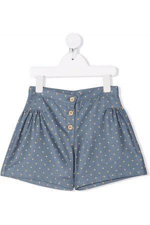KNOT Mädchen Shorts - Polka-dot print shorts