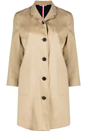 Thom Browne Single-breasted midi coat