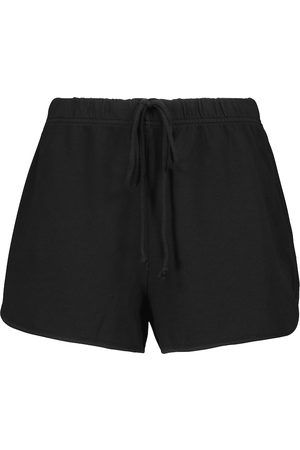 Velvet Shorts Presley aus Baumwolle