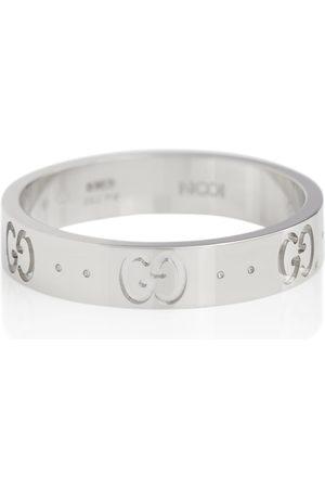 Gucci Ring Icon aus 18kt Weißgold