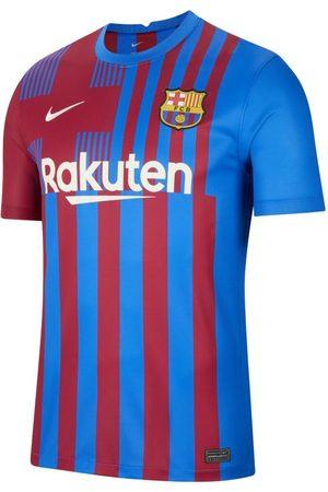 Nike Herren Shirts - FC Barcelona 2021/22 Stadium Home HerrenFußballtrikot