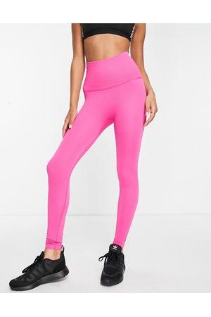 adidas Adidas Training Sculpt seamless leggings in pink