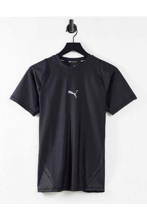PUMA Exo-Adapt Short Sleeve t-shirt in black