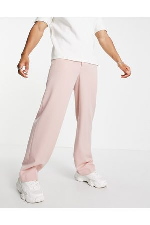 ASOS Co-ord smart track jacket in pink