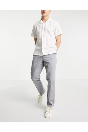New Look Herren Chinos - Slim chinos in mid blue