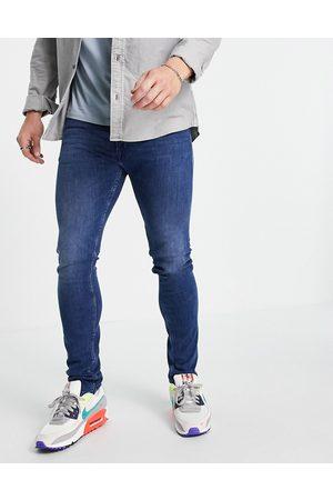 Replay Herren Straight - Jondrill x-lite skinny fit jeans-Blue