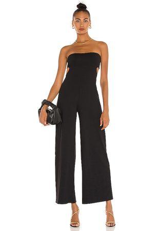 Susana Monaco Damen Jumpsuits - Open Back Jumpsuit in - . Size M (also in XS, S).