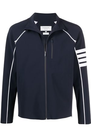 Thom Browne 4-Bar motif performance jacket