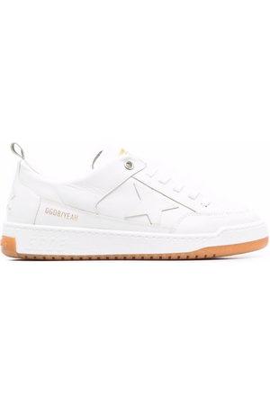 Golden Goose Damen Schnürschuhe - Yeah low-top lace-up sneakers