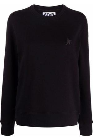 Golden Goose Damen Sweatshirts - Logo-print sweatshirt