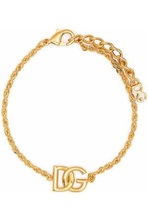 Dolce & Gabbana Herren Armbänder - DG rope-chain bracelet