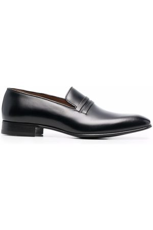 MALONE SOULIERS Miles leather loafers