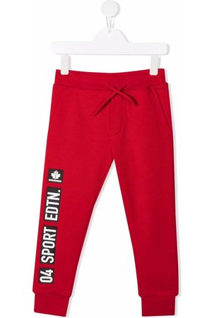 Dsquared2 Jungen Slips & Panties - Logo drawstring tracksuit bottoms