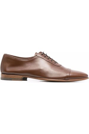 MALONE SOULIERS Herren Halbschuhe - Evan leather lace-up loafers