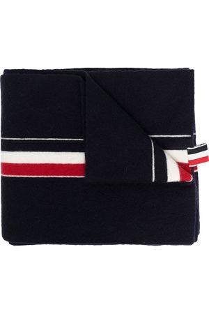 Thom Browne Herren Schals - RWB tri-stripe ribbon scarf