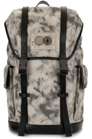 Ports V Camouflage-print backpack