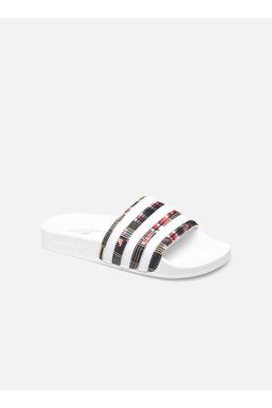 adidas Damen Clogs & Pantoletten - Adilette W by