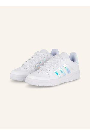 adidas Damen Sneakers - Sneaker Entrap weiss