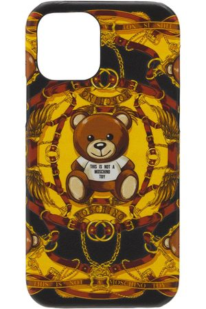 Moschino Iphone 12 Pro-cover Mit Teddy-druck