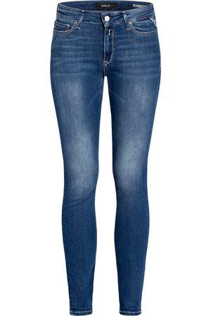 Replay Damen Skinny - Skinny Jeans Luzien