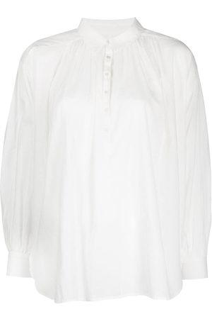 NILI LOTAN Damen Blusen - Miles pullover button-down blouse