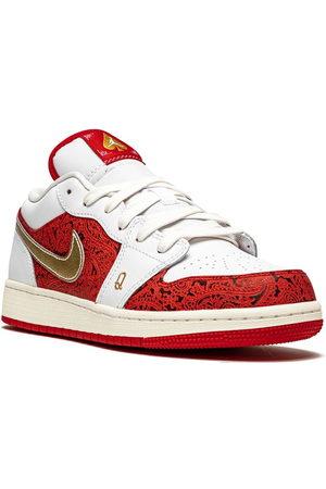 """Jordan Kids Air Jordan 1 Low """"Spades"""" sneakers"""