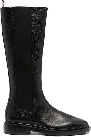 Thom Browne Damen Stiefeletten - Knee-length chelsea boots