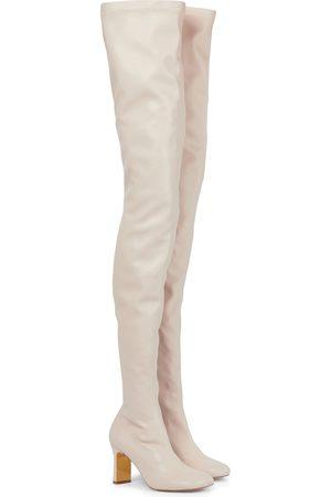 Stella McCartney Overknee-Stiefel Ivy aus Lederimitat
