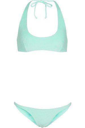Lisa Marie Fernandez Damen Bikinis - Bikini Amber aus Frottee