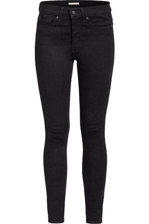 Levi's Skinny Jeans 310 Shaping schwarz