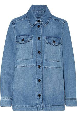 Drykorn Damen Jacken - Overjacket Nathen blau