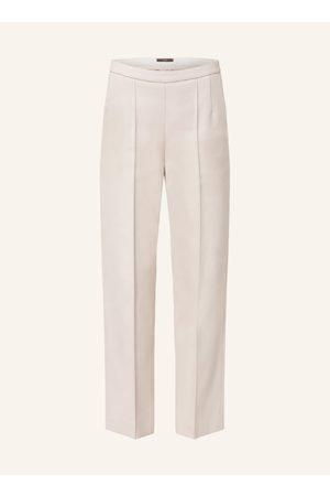 Windsor Damen Weite Hosen - Culotte braun
