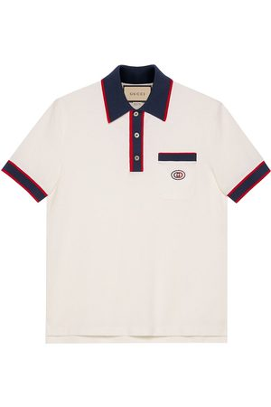 Gucci Herren Poloshirts - Interlocking G polo shirt