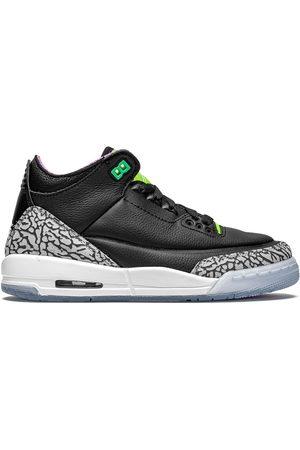 """Jordan Kids Jordan 3 Retro """"Electric Green"""" sneakers"""