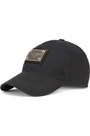 Dolce & Gabbana Herren Caps - Logo-plaque baseball cap