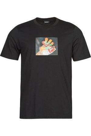 Diesel Herren Shirts - T-Shirt T-JUST herren