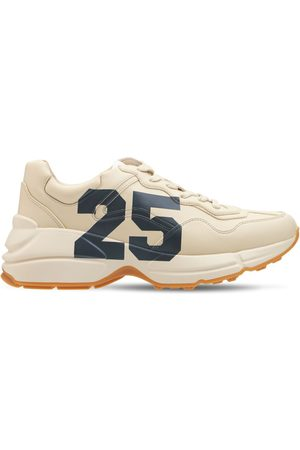 "Gucci Damen Sneakers - 50mm Hohe Sneakers ""rhyton 25"""
