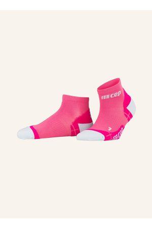 CEP Damen Socken & Strümpfe - Trekking-Socken Compression Light pink