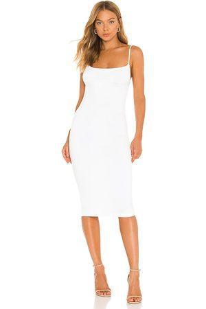 superdown Damen Midikleider - Sabrina Midi Dress in - . Size L (also in XXS, XS, S, M, XL).