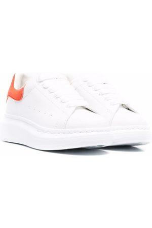 Alexander McQueen Jungen Schnürschuhe - Lace-up platform-sole sneakers