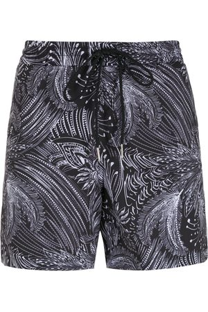 Lygia & Nanny Herren Shorts - Gil print shorts